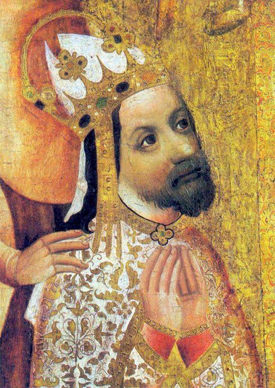 Závěti Karla IV.