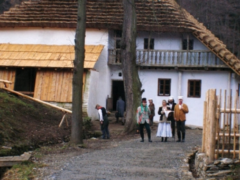 Southern Bohemia has its first open-air museum