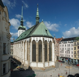 EUROPEAN HERITAGE DAYS INVITE YOU TO BRNO