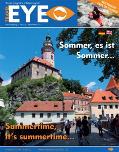 Travel EYE July - September 2012