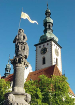 Tábor – a Playful Town with a Proud Face