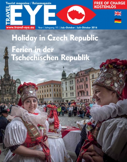 Travel EYE July - October 2016