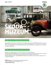 ŠKODA Museum and ŠKODA AUTO production shops