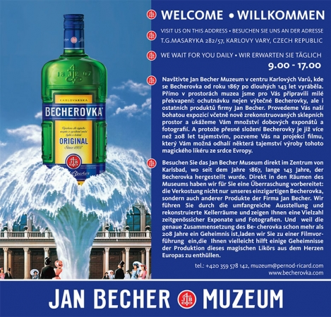 Jan Becher Museum