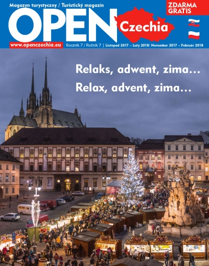 OPEN Czechia November 2017 – Február 2018