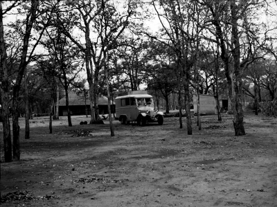 Kenya National Park, Singvesi camp, October 14, 1938