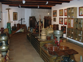 Buttermuseum in Máslovice