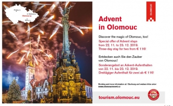 Advent in Olomouc