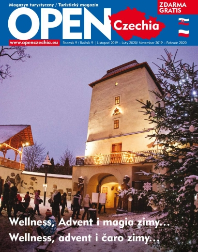 OPEN Czechia November 2019 – Február 2020