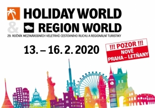 HOLIDAY WORLD & REGION WORLD = Exotika i krásy vlasti