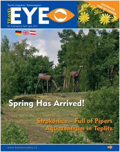 Travel EYE April 2010