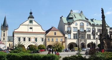 Dvůr Králové nad Labem celebrates the 740th anniversary of the first written record of the town
