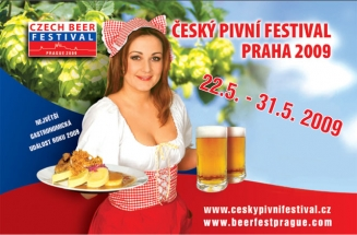Czech Beer Festival Prague 2009