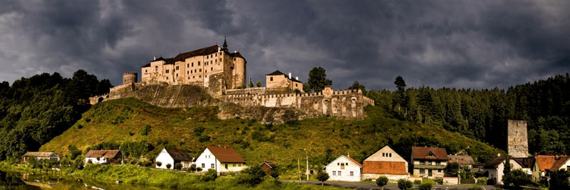 Český Šternberk Castle Is Awaiting Your Visit
