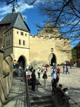 Karlštejn Is Opening in March