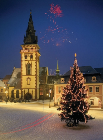 The Magic of Christmas in Chomutov