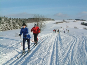 Cross-country Skiing Paradise