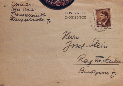 Letters from Terezín