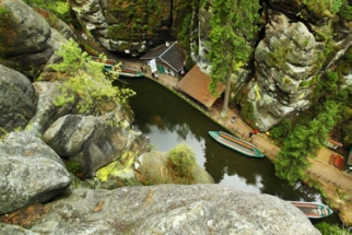 Bohemian Switzerland, the birthplace of HUDY Sport