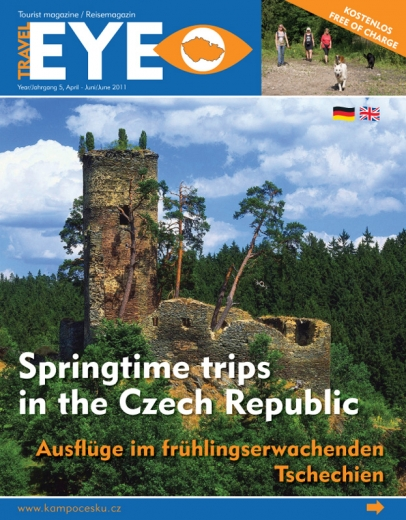 Travel EYE April - Juni 2011