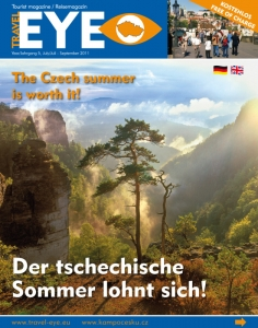 Travel EYE July - September 2011